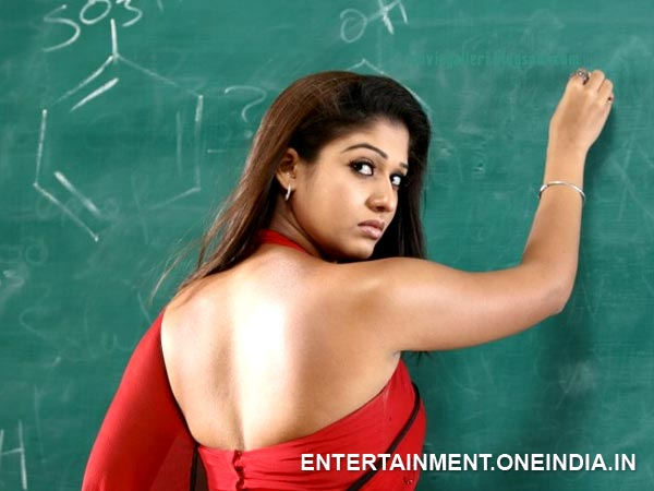 Nayantara As Teacher