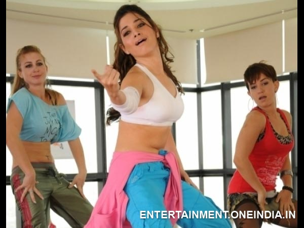 Tamanna As Teacher