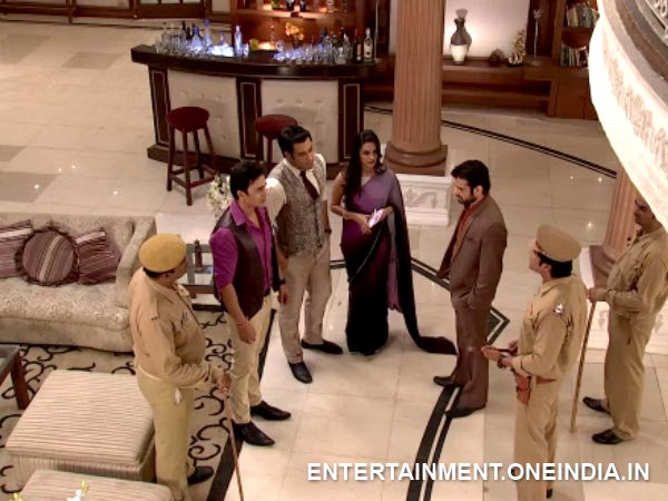Raman At Shagun's House