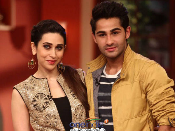 Karisma And Armaan First Time On Kapil's Show