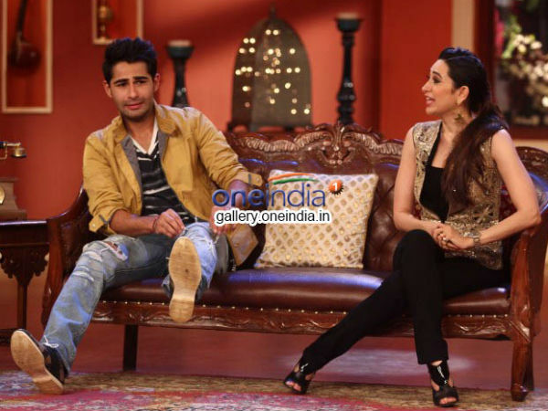 Fun Time On Comedy Nights With Kapil