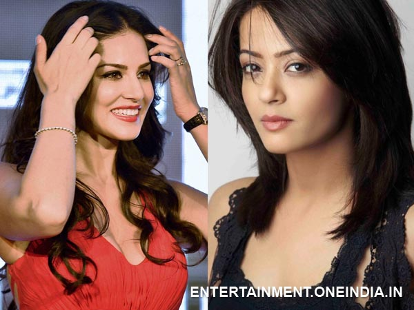 Sunny Leone and Surveen Chawla