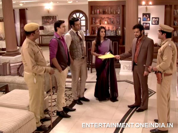 Yeh Hai Mohabbatein: 18th June; Raman And Police Fail To Arrest Param