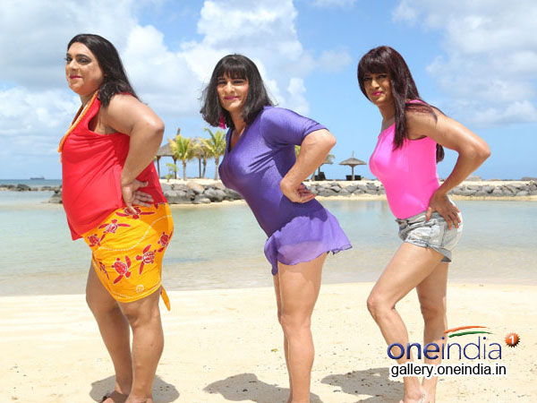 Female Version Of Humshakals