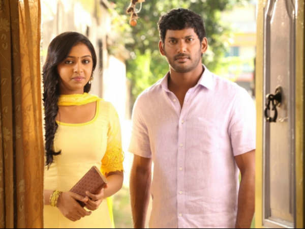 Vishal's Performance In Indrudu