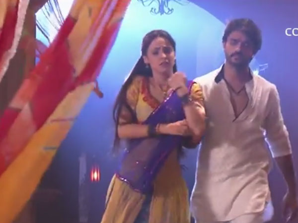 Rudra Drags Paro