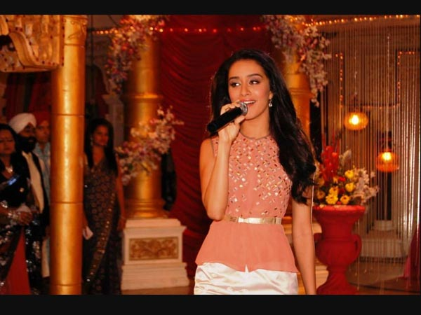 Shraddha Singing