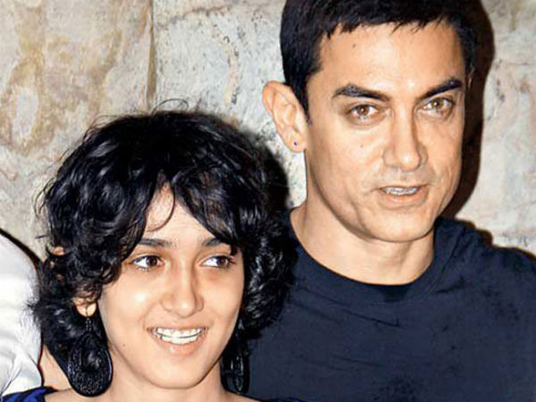 Aamir Khan Daughter And Son