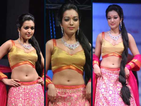 Catherine Tresa's Ramp Walk