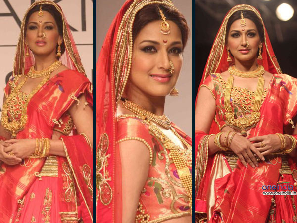 Sonali Bendre's Ramp Walk