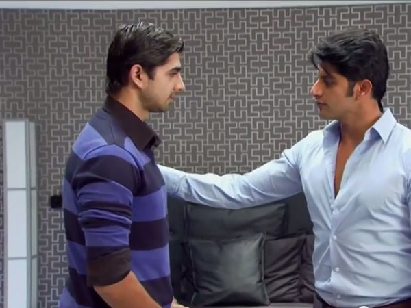 Rehan Comes To Aahil...