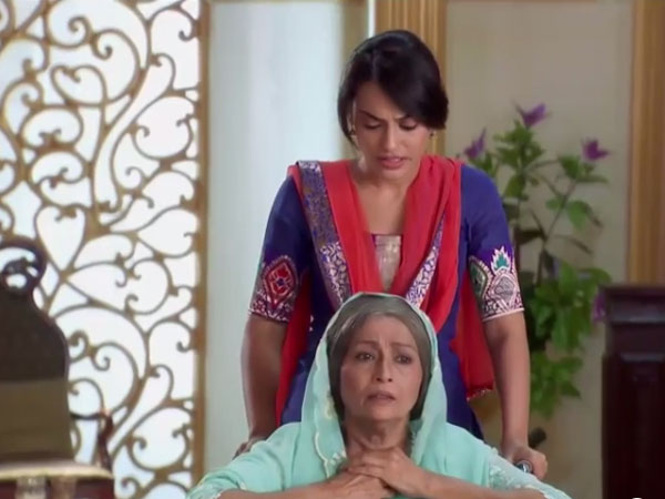 Sanam Carries Badi Begum