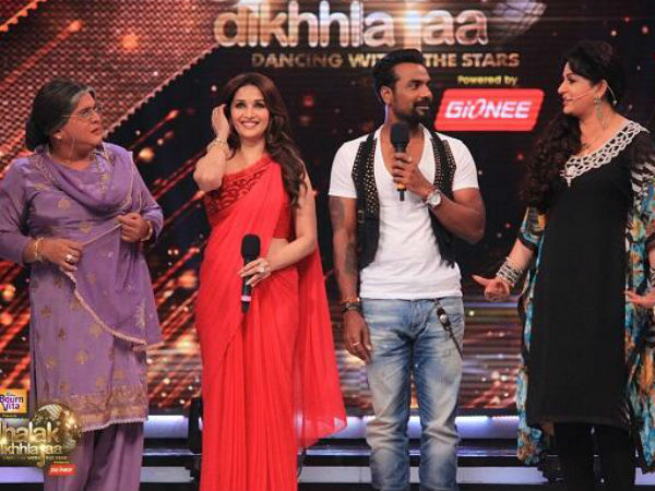 Dadi And Bua On JDJ 7!