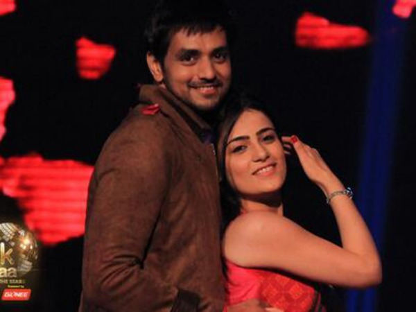 Ranvir-Ishaani On Jhalak 7