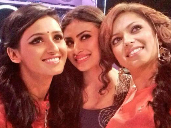 Drashti And The Girls
