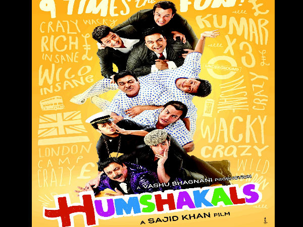 Humshakals First Day Collection At Box Office: Third Highest Opening Of 2014