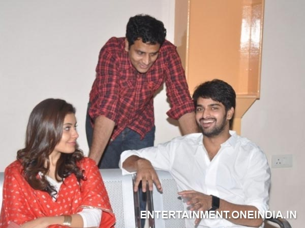 Srinivas' Bonding With Naga And Rashi