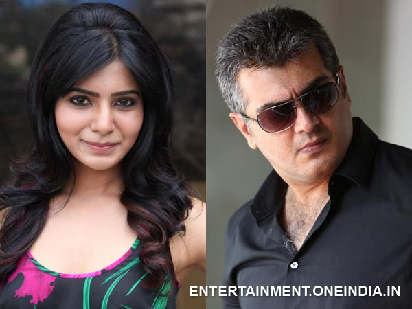 When Samantha Was Approached For Gautham's Movie!