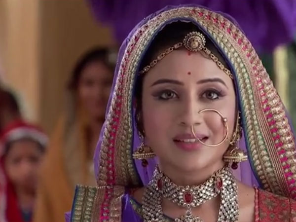 Jodha Explains The Significance