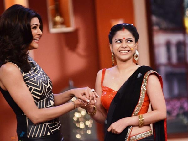 Sumona's Favourite Celebrity