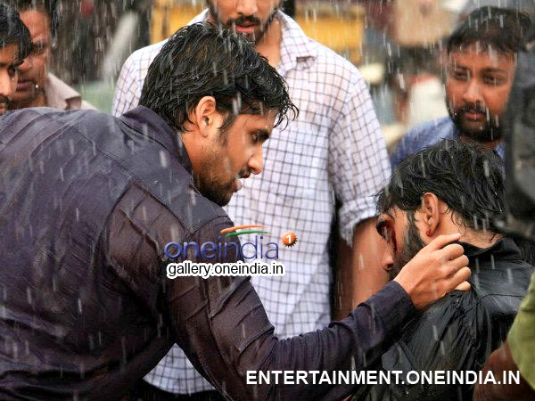 Action In Autonagar Surya