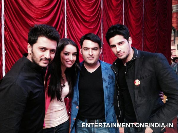 Ek Villain Cast
