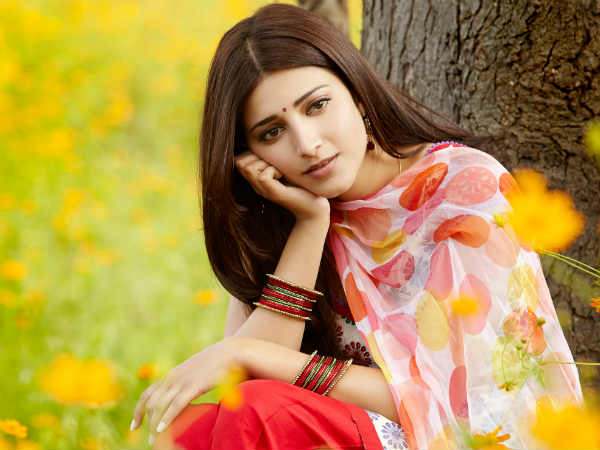 Shruti Haasan Tops Most Desirable Women 2013 List