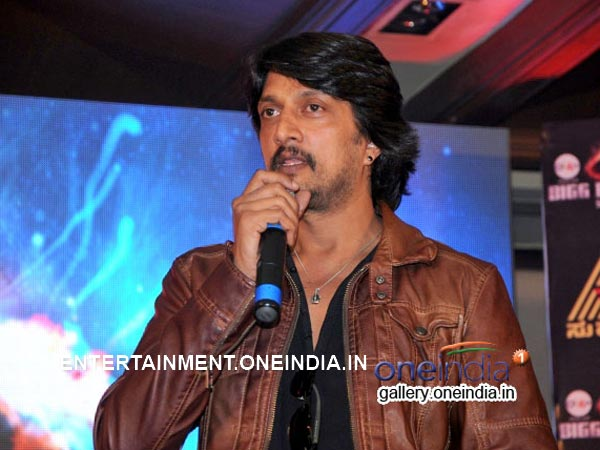 Sudeep Excited To Host Bigg Boss