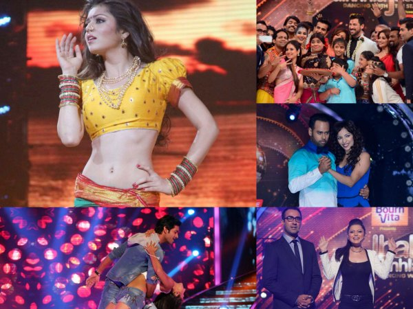 Jhalak Dikhla Jaa 7's Latest Exits: Drashti, Purab, Maksim And Ranvir Too