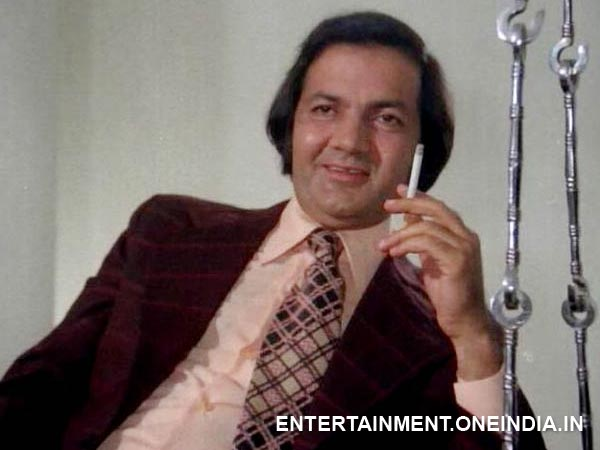 Prem Chopra in Bobby