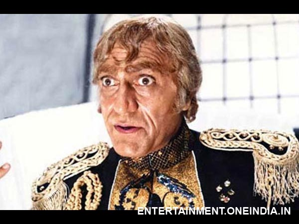 Amrish Puri as Mogambo in Mr. India