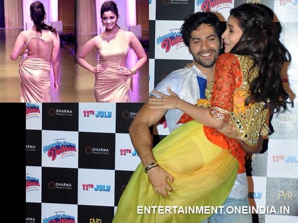Alia Bhatt Oops Moment - Indian Entertainment Videos