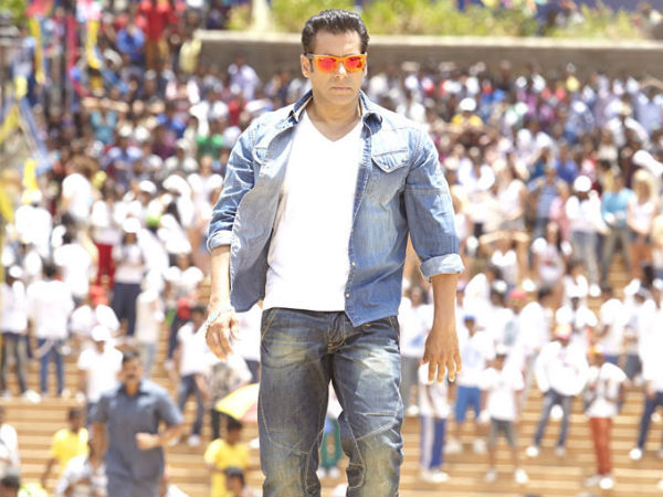 Salman Khan For His Fans