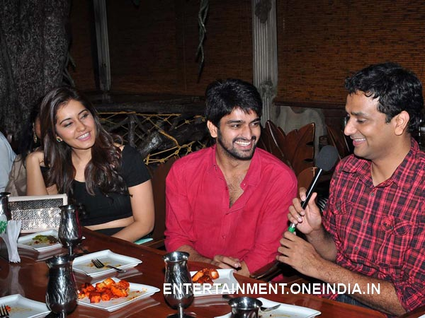 Srinivas' Bonding With Nag And Rashi