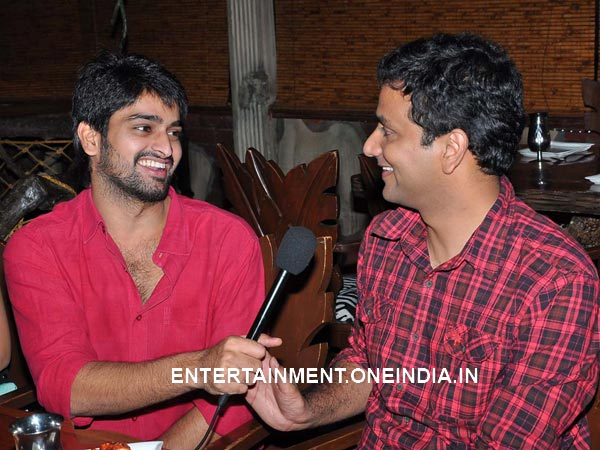 Naga Shouriya's Bonding With Srinivas