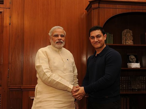 Aamir Met PM Modi, Discussed Issues Highlighted In His Show!