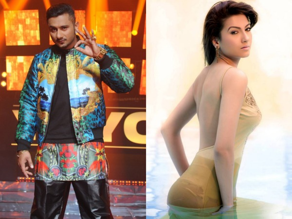 Gauhar Khan To Host Yo Yo Honey Singh's Reality Show, India's Raw Star!