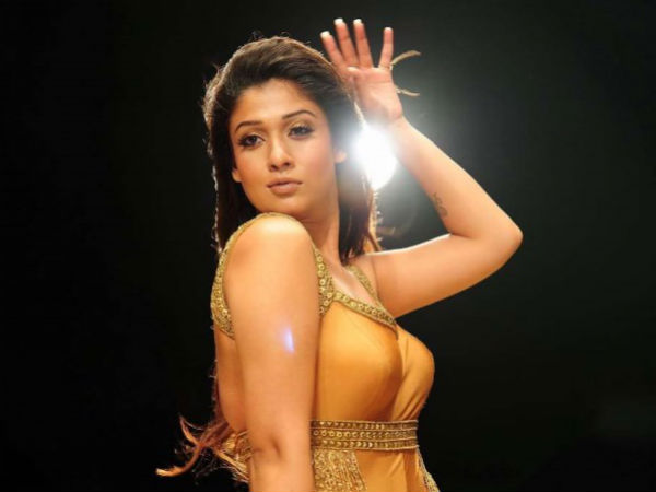 Nayantara's Serious Relationships