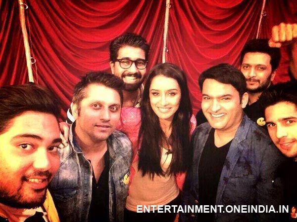 Ek Villain On Comedy Nights With Kapil