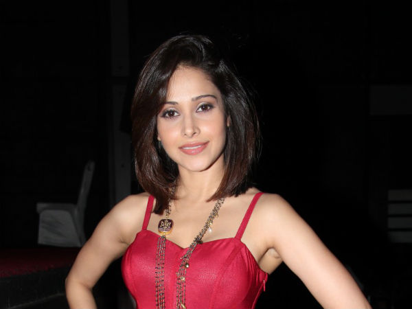 Nushrat Bharucha At Vaaliba Raja Music Launch