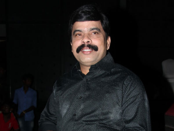 Powerstar Srinivasan At Vaaliba Raja Music Launch
