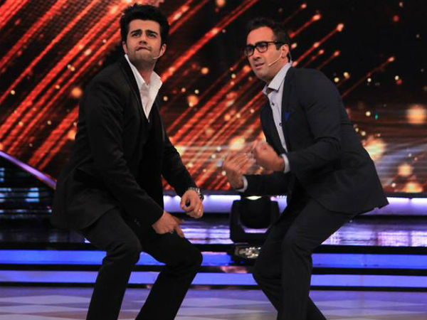 Jhalak Dikhla Jaa 7 Hosts