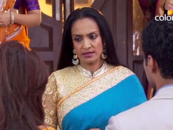 Suraiya Banishes Aaliya