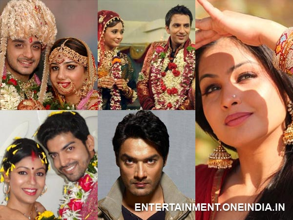 Telly Stars And Their Secret Vows!
