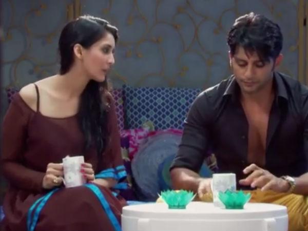 Qubool hai haya and rahat wedding cakes