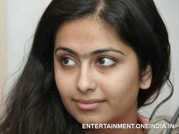 Avika Gor Without Makeup
