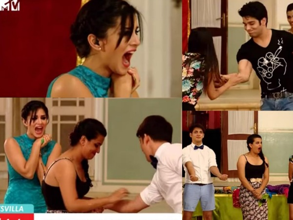 Sunny Leone Appalled: Splitsvilla 7 Girls Scratch Guys Until They Bleed!