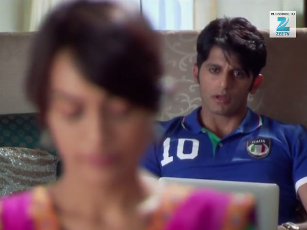 Aahil Requests Sanam To Choose