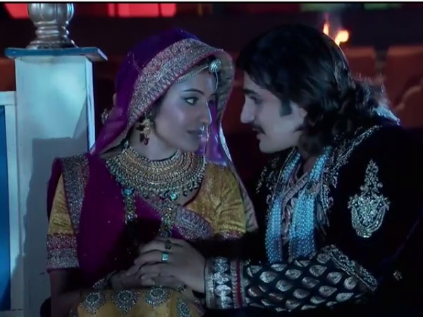 Jalal Worried About Jodha!