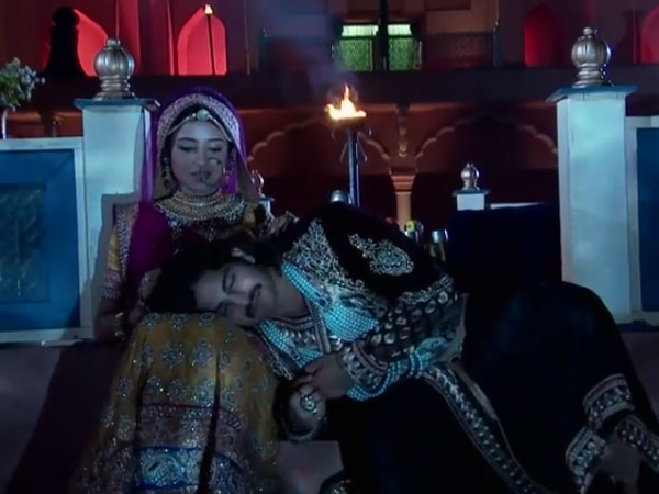 Jodha-Jalal Submerged In Love